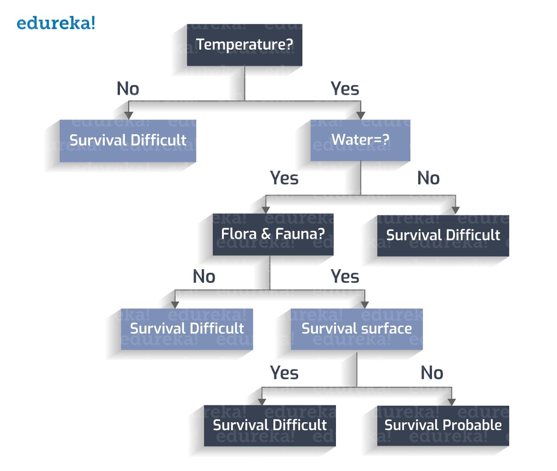 Decision Tree Example 4 - Decision tree - Edureka