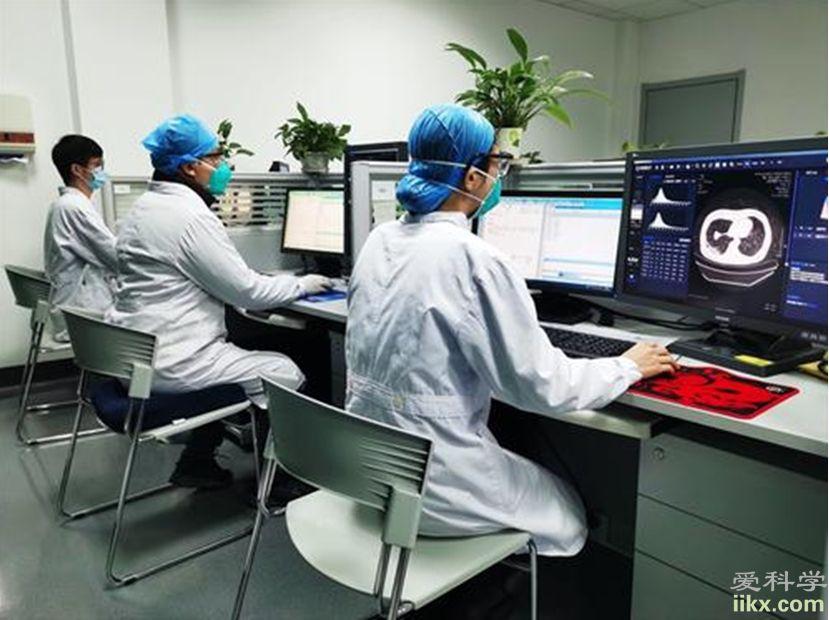 人工智能技术助力抗击新冠肺炎疫情