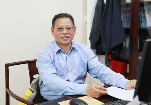 北京航空航天大学教授、大型金属构件增材制造国家工程实验室主任、中国工程院院士王华明